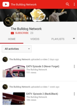The Launch of the Bulldog Network